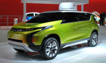Tokyo Motor Show 2013: Mẫu concept AR 'điên rồ' nhưng ấn tượng của Mitsubishi