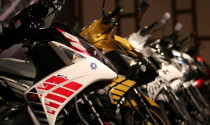 Yamaha giới thiệu nhiều mẫu xe mới