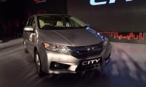 Honda City 2014 chính thức ra mắt