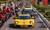 Ngày mai, Hành trình siêu xe 2014 chính thức khởi động