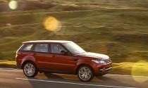 Range Rover Sport đánh bại Jeep giành giải xe của năm
