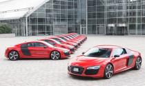 Audi sẽ sản xuất R8 e-Tron với số lượng giới hạn