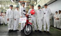 Honda EX5 Dream 100 ngừng sản xuất