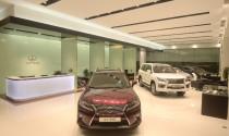 Xe Lexus không chính hãng tăng giá bán