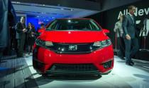 Detroit Auto Show 2014: Honda Fit 2015 – to hơn, mạnh mẽ hơn