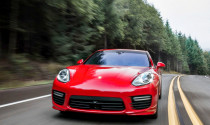 Detroit Auto Show 2014: Porsche Panamera Turbo S 2014 ra mắt thị trường Bắc Mỹ