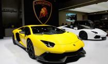 Lamborghini công bố doanh số ấn tượng trong năm 2013
