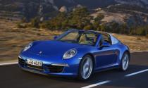 Porsche 911 Targa sẽ về Việt Nam với giá 6,3 tỷ đồng