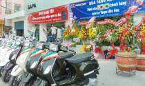 Piaggio khai trương Showrom 3S mới tại Sài Gòn