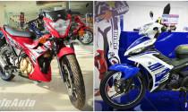 Yamaha và Suzuki trong cuộc chiến xe côn tay giá rẻ