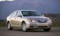 30.000 chiếc Toyota Camry Hybrid bị điều tra vì lỗi phanh
