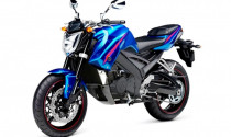 Yamaha sắp trình làng mẫu Nakedbike 150cc tại Việt Nam