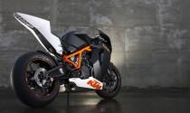 KTM đang phát triển dòng xe 500cc và 800cc