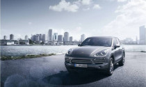 Porsche Cayenne ra mắt phiên bản đặc biệt Platinum Edition