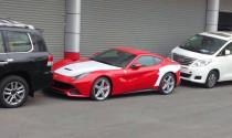 Siêu xe Ferrari F12 Berlinetta về Việt Nam