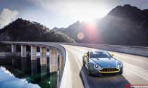 Aston Martin giới thiệu phiên bản đặc biệt V8 Vantage N430