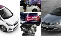 Peugeot trưng bày 28 mẫu xe tại Geneva Motor Show 2014