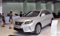 Bán mỗi xe Lexus RX350 lãi 250 triệu