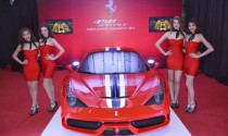 Ferrari 458 Speciale cập bến Malaysia