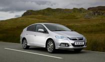 Honda khai tử Insight hybrid