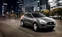 Maserati Levante SUV chia sẻ khung gầm với xe sedan