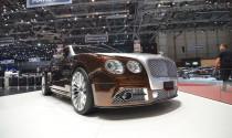 "Geneva Motor Show 2014: Bản độ ""chuẩn mực"" Mansory Bentley Flying Spur"