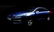 Hyundai Sonata 2015 sẽ sang trọng và tinh tế hơn