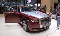 Geneva Motor Show 2014: Rolls-Royce Ghost Series II chính thức ra mắt