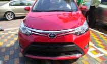 Toyota Vios 2014 đã xuất hiện tại Showroom