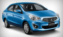 Mitsubishi Attrage sắp về Việt Nam