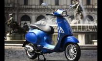 Vespa Primavera bản đèn vuông ra mắt