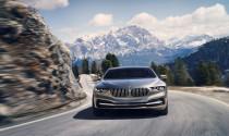 BMW 9 - Series Concept ra mắt tại Bắc Kinh Auto Show