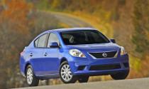 Nissan nâng cấp sedan cỡ nhỏ Versa