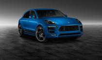 Porsche Exclusive giới thiệu bản độ Macan S mới