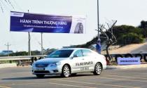 Bridgestone ra mắt dòng lốp cao cấp mới cho sedan hạng sang