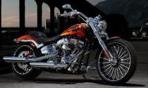 Harley-Davidson triệu hồi 884 chiếc Breakout