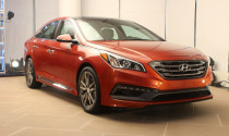 "New York Auto Show 2014: Hyundai Sonata 2015 ""già dặn"" hơn trước"