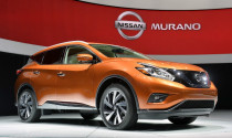New York Auto Show 2014: Nissan Murano Concept 2015 gần hơn với bản sản xuất