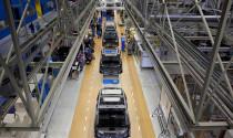Nhà máy BMW chạy hết công suất cho mẫu xe điện i3