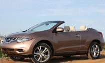 Nissan khai tử Murano CrossCabrio