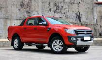 Lộ giá bán Ranger Wildtrack 3.2 sắp về Việt Nam
