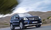 Mercedes-Benz GL – Class 2015 có thêm động cơ xăng V6