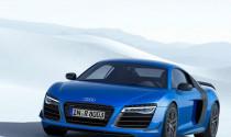 Audi R8 LMX phiên bản đặc biệt ra mắt với công nghệ đèn lazer