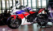 Honda CBR250R 2014 đèn pha đôi chính thức ra mắt
