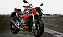 BMW ra mắt Naked bike S1000R 2014 tại thị trường Ấn Độ