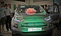 Ford EcoSport ra mắt tại Sài Gòn, giá từ 606 triệu đồng