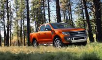 Ford Ranger Wildtrak 3.2L về Việt Nam giá từ 838 triệu đồng