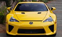 Lexus và BMW bắt tay để phát triển LFA thế hệ mới