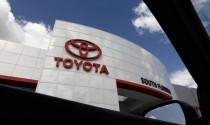 Toyota là thương hiệu xe hơi giá trị nhất thế giới
