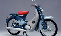Honda Super Cub được cấp nhãn hiệu 3D